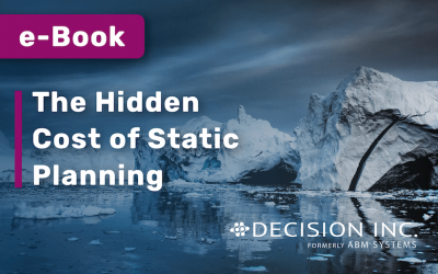 E-Book: The Hidden Costs of Static Planning