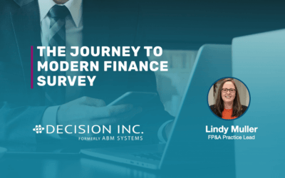The Journey to Modern Finance Survey