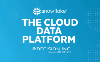 Snowflake, The Cloud Data Platform