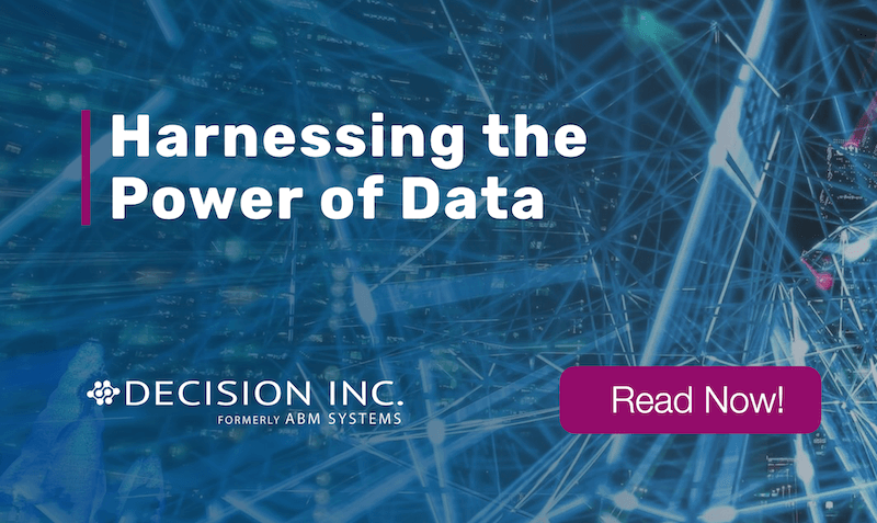 Harnessing the Power of Data