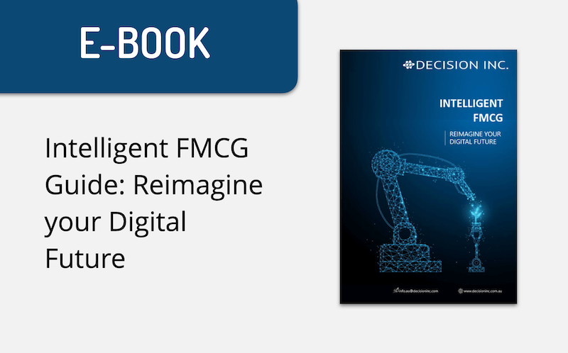 Download the e-Book: Intelligent FMCG Guide