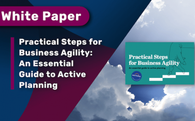 White Paper: Practical steps for business agility: An essential guide to active planning