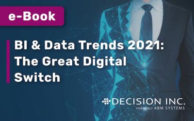BI Data Trends 2021