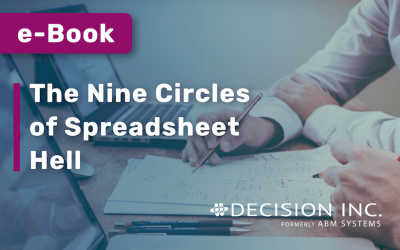 E-Book: The Nine Circles of Spreadsheet Hell