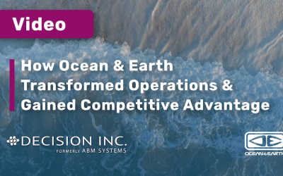 How Ocean & Earth Transformed Operations and Gained Competitive Advantage