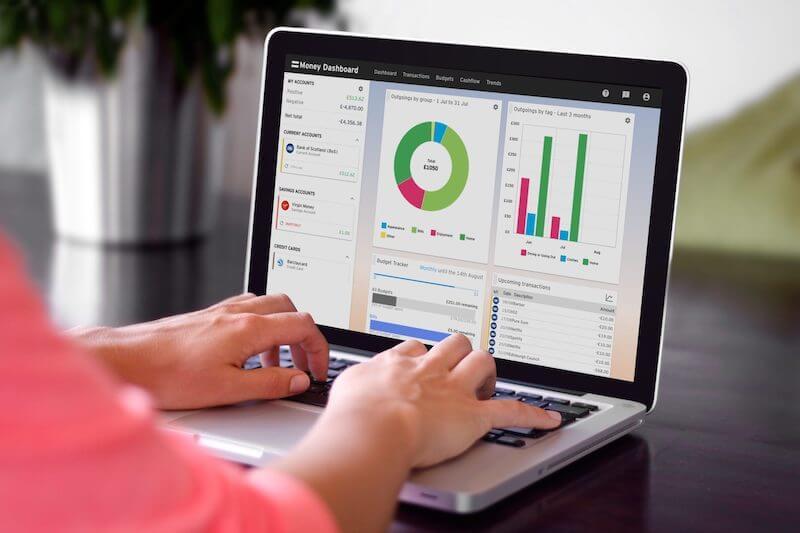 Microsoft Power Apps Financial Service