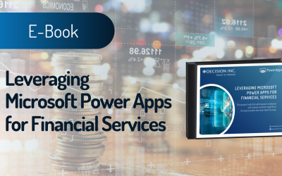 Leveraging Microsoft Power Apps for Financial Services Ebook