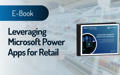 Leveraging PowerApps for retail